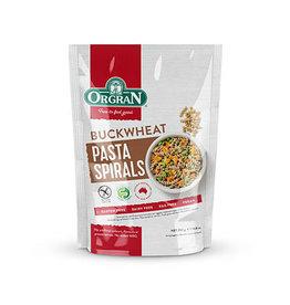 Orgran Gluten Free Sprirals Buckwheat 250g