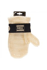 Bass Brushes Sisal Deluxe Hand Glove Knitted Style