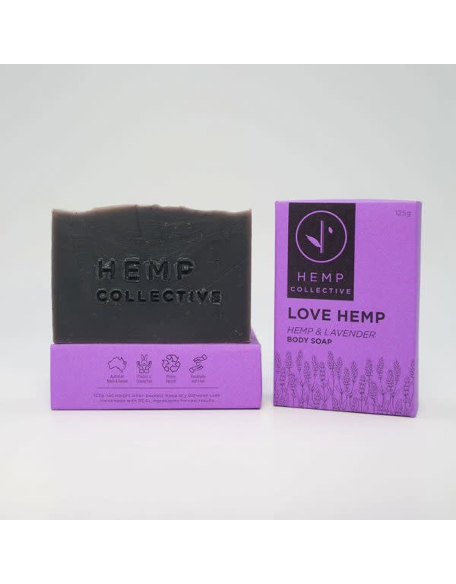 Hemp Collective Hemp & Lavender Soap
