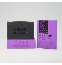 Hemp Collective Hemp & Lavender Soap