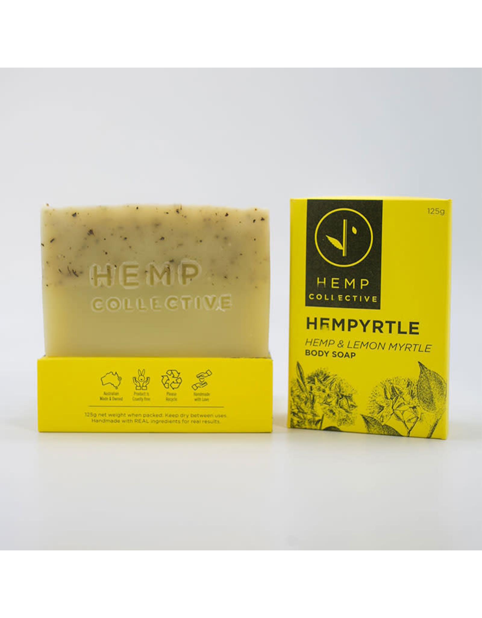 Hemp Collective Hemp & Lemon Myrtle Body Soap