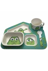 Little Mashies Bamboo Meal Set 5pc