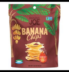 Banana Joe Banana Chips Hickory BBQ 46.8g