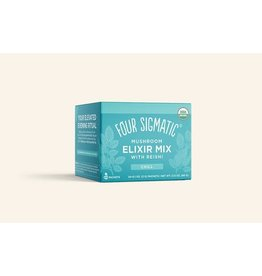 Four Sigmatic Mushroom Elixir Mix Packets With Reishi 20 x 3g