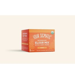 Four Sigmatic Mushroom Elixir Mix Packets With Lion's Mane 20 x 3g