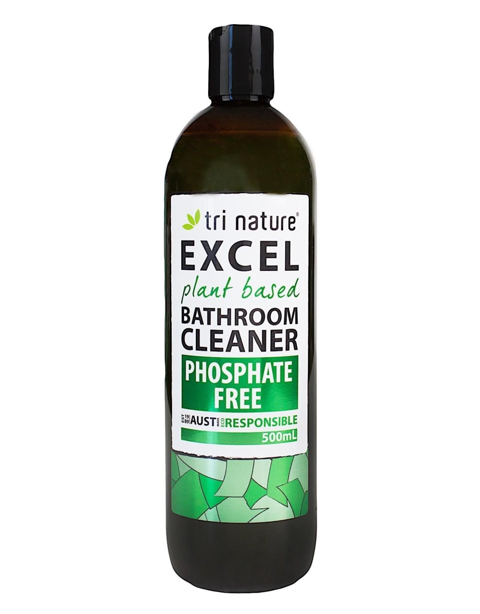 Tri Nature Bacteria Be Gone Bathroom Cleaner