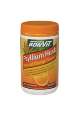 Bonvit Psyllium Husks Natural Orange Flavour - 500g