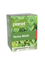 Planet Organic Yerba Mate Organic Tea - 25 tea bags