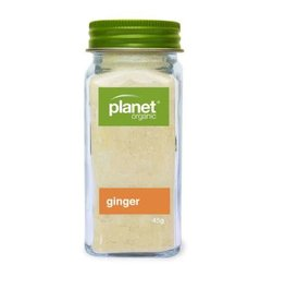 Planet Organic Organic Ground Ginger Shaker 45g