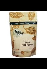 Four Leaf Brown Rice Flour - Biodynamic - 300g