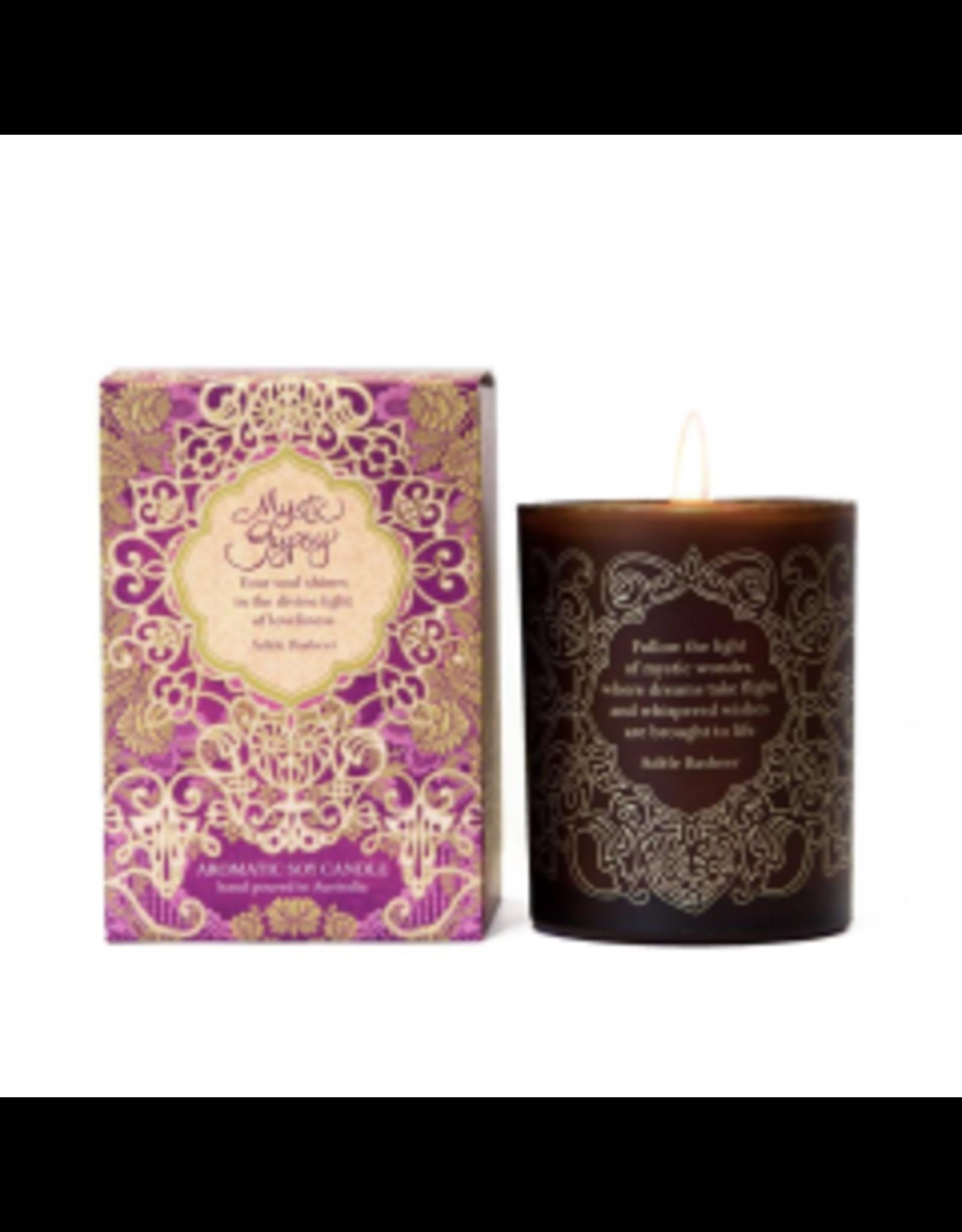 Intrinsic Mystic Gypsy Soy & Macadamia Candle