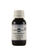 Essential Therapeutics Organic Hemp Oil (virgin, cold pressed) 50ml