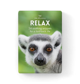 Affirmations Publishing House Little Affirmations - Relax