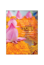 Affirmations Publishing House Greeting Card - A Beautiful Message