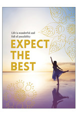 Affirmations Publishing House Greeting Card - Expect the Best