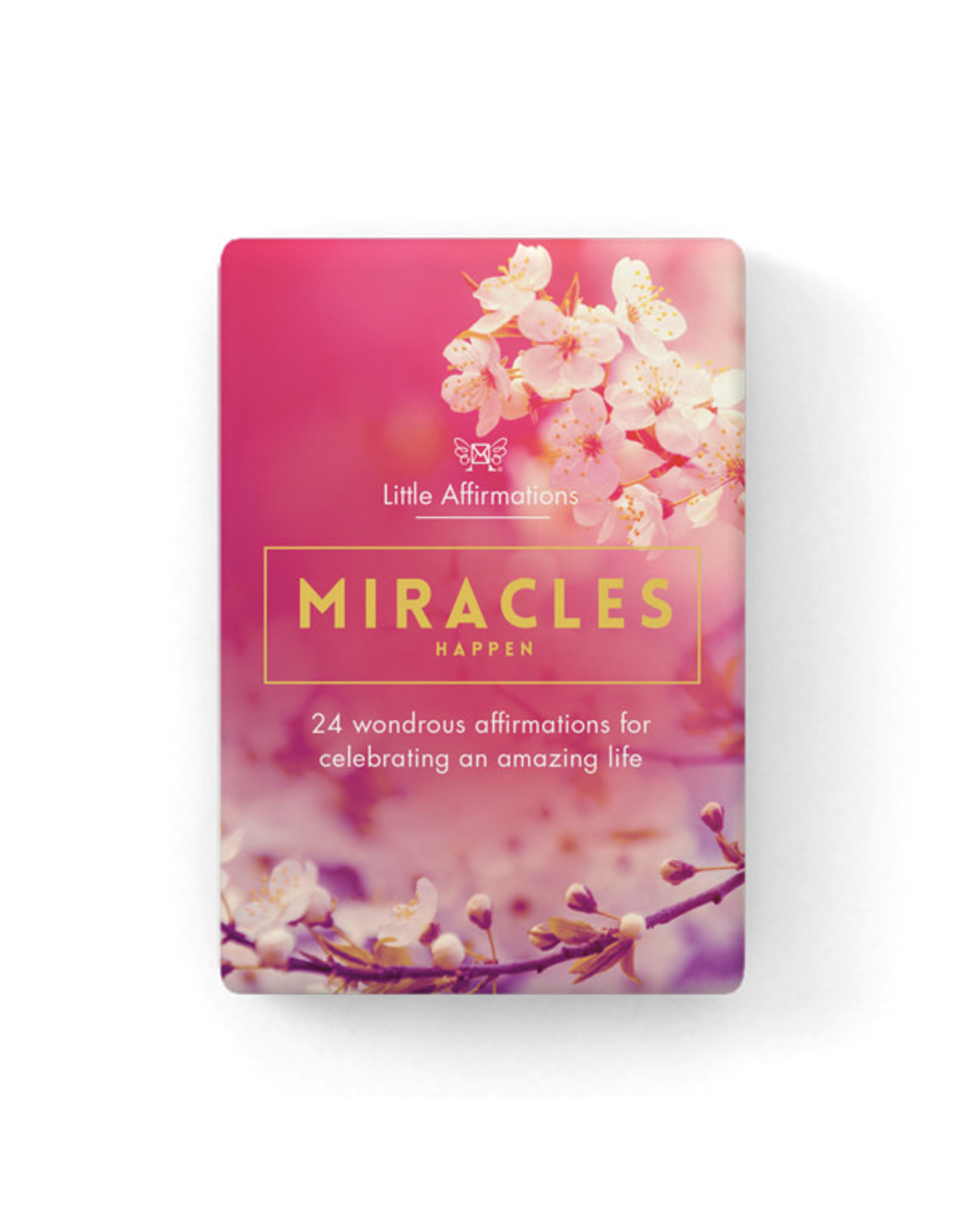Affirmations Publishing House Little Affirmations - Miracles Happen