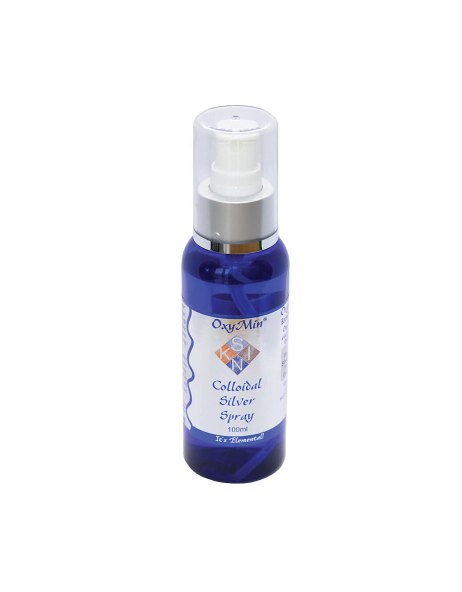 Oxymin Colloidal Silver Spray 100ML