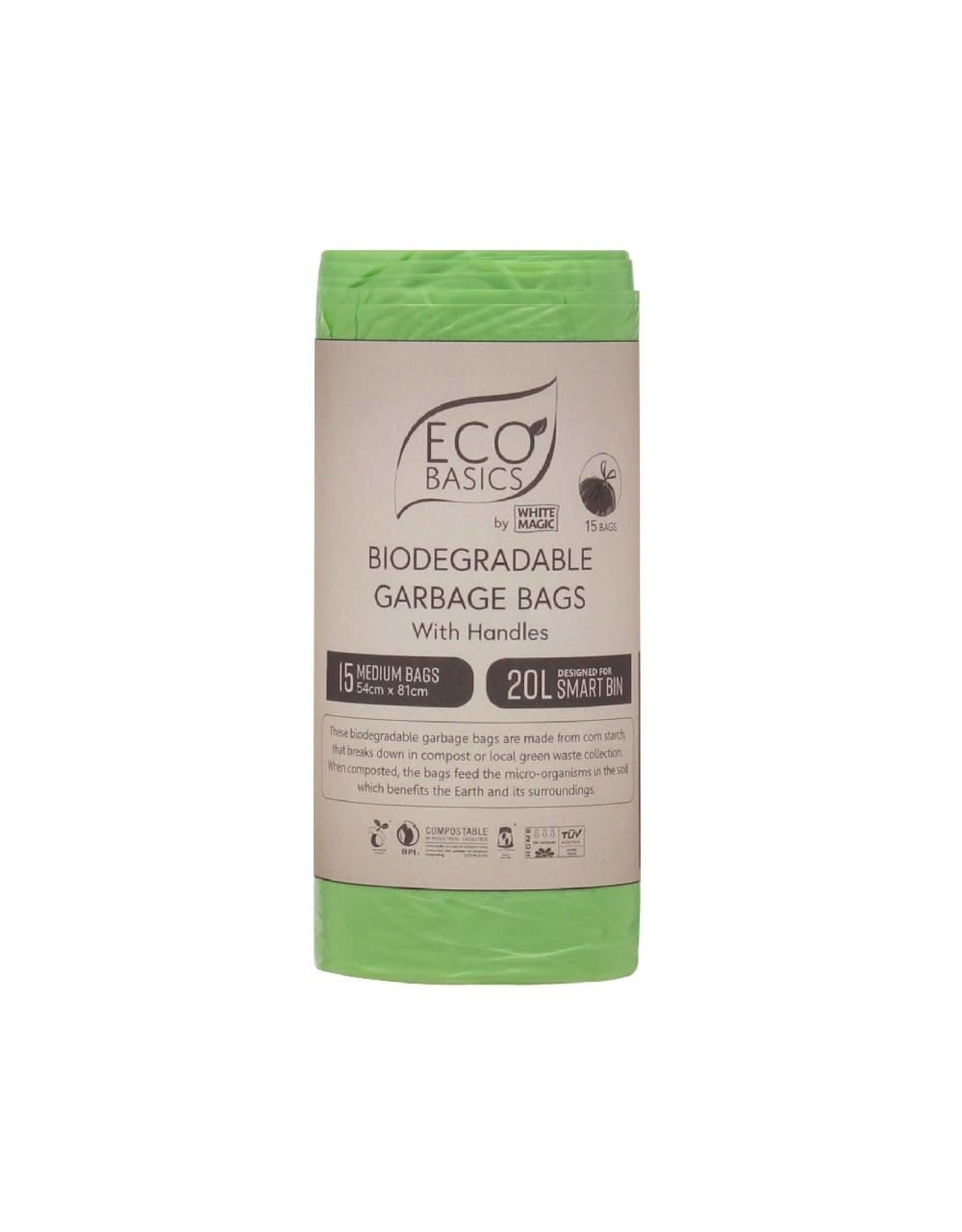 Eco Basics Biodegradable Garbage Bags