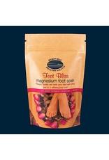 Byron Bay Healthy Salt Co Foot Bliss Magnesium Foot Soak 200g