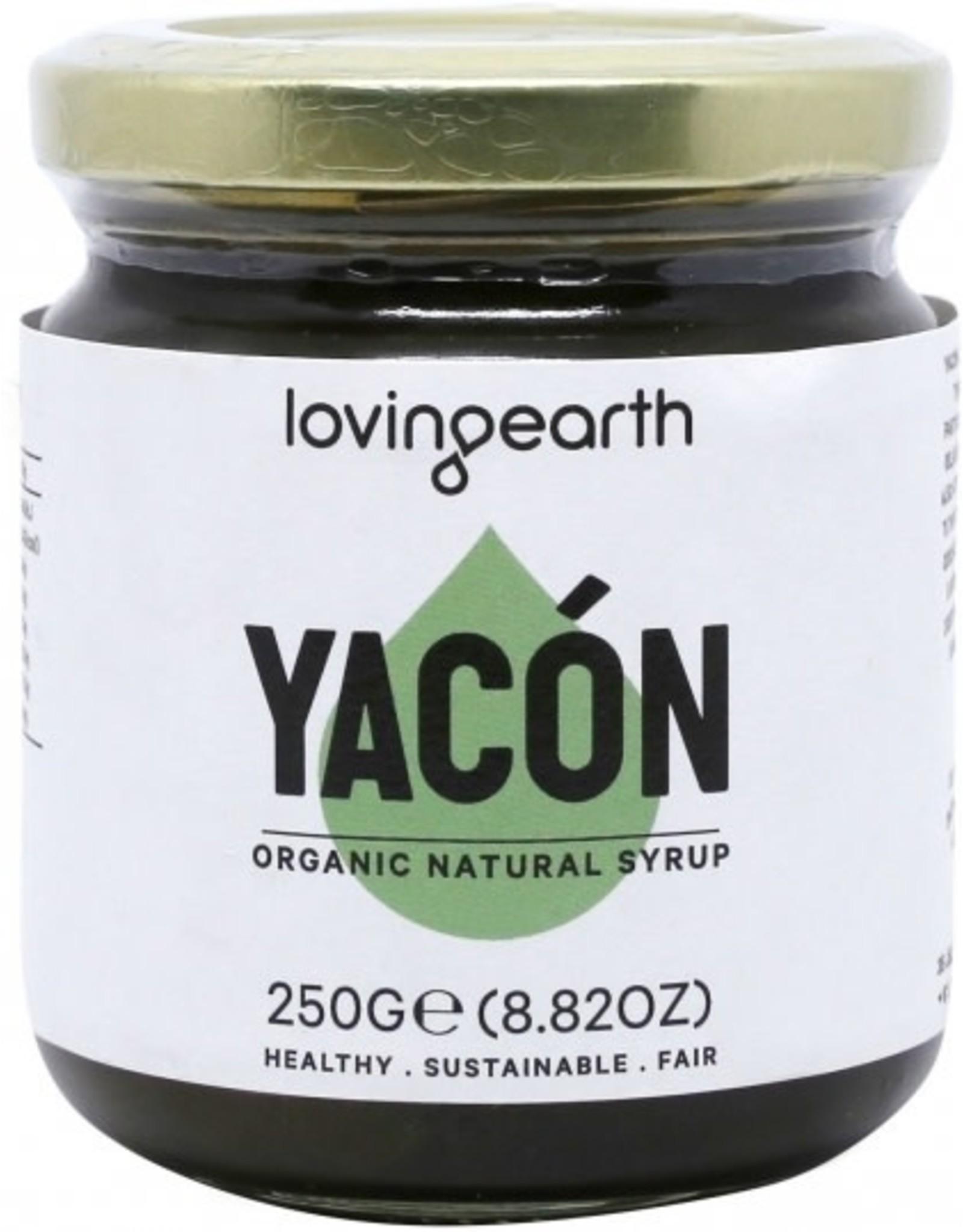 Loving Earth Yacon Syrup 250g