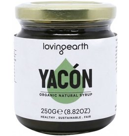 Loving Earth Yacon Syrup 250g