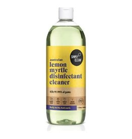 Simply Clean Lemon Myrtle Disinfectant 1L