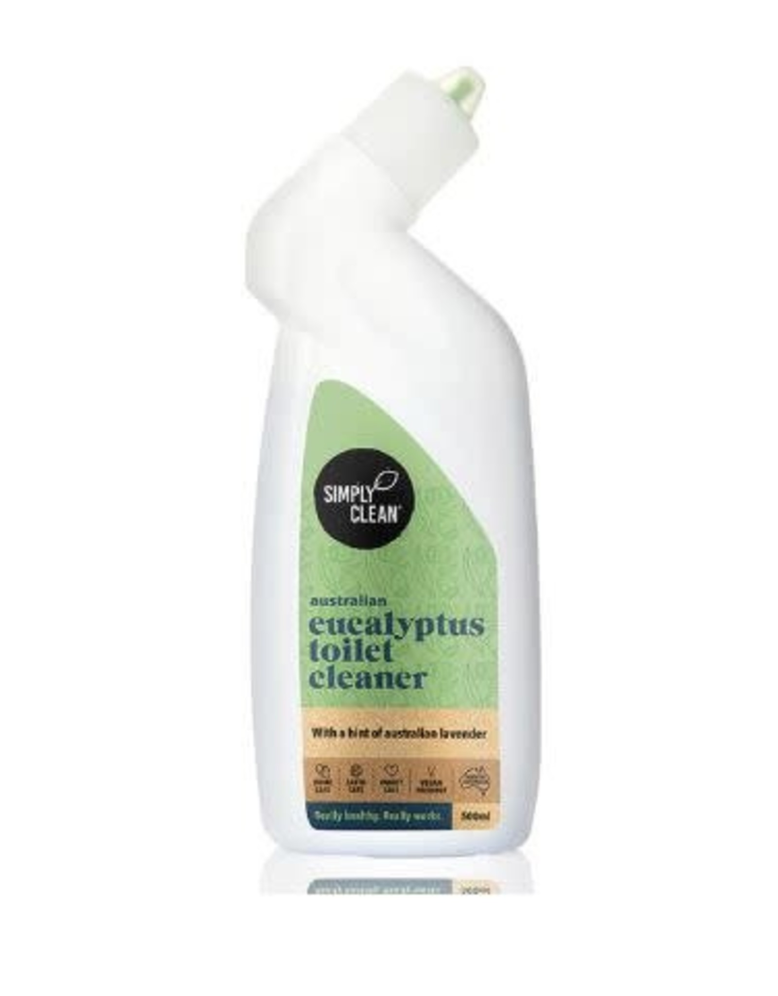 Simply Clean Australian Eucalyptus Toilet Cleaner