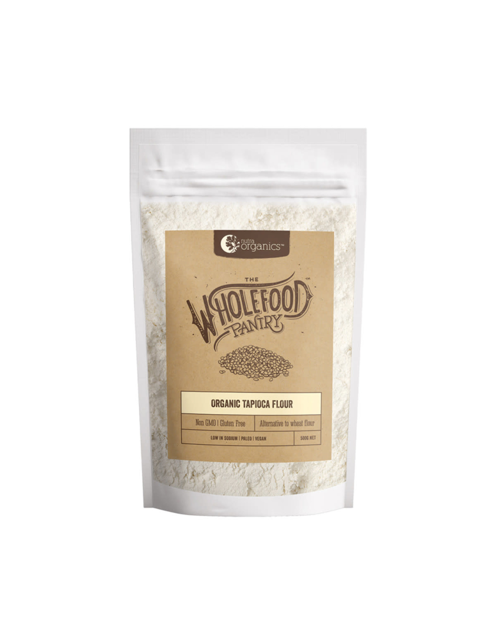 The Whole Food Pantry Tapioca Flour 500g