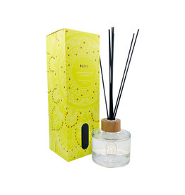 Distillery Fragrance House Reed Diffuser Bliss Lemongrass, Lime & Ginger 200ml