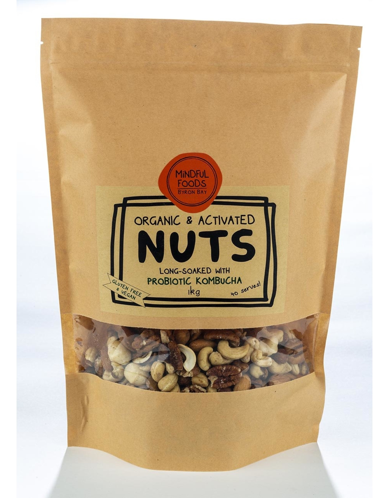 Mindful Foods Activated Mixed Nuts