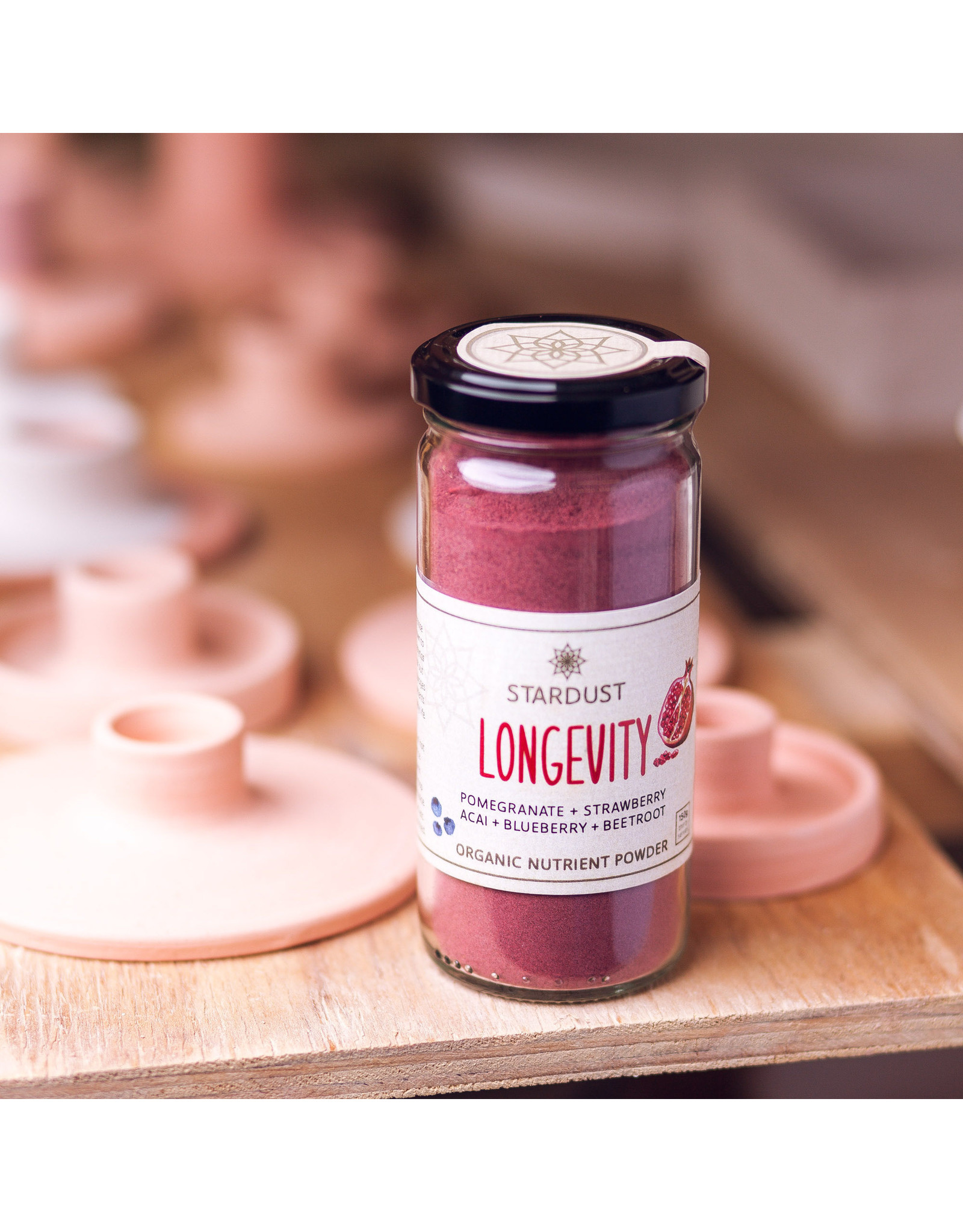 "Star Dust Red ""Longevity"" Smoothie Powder"