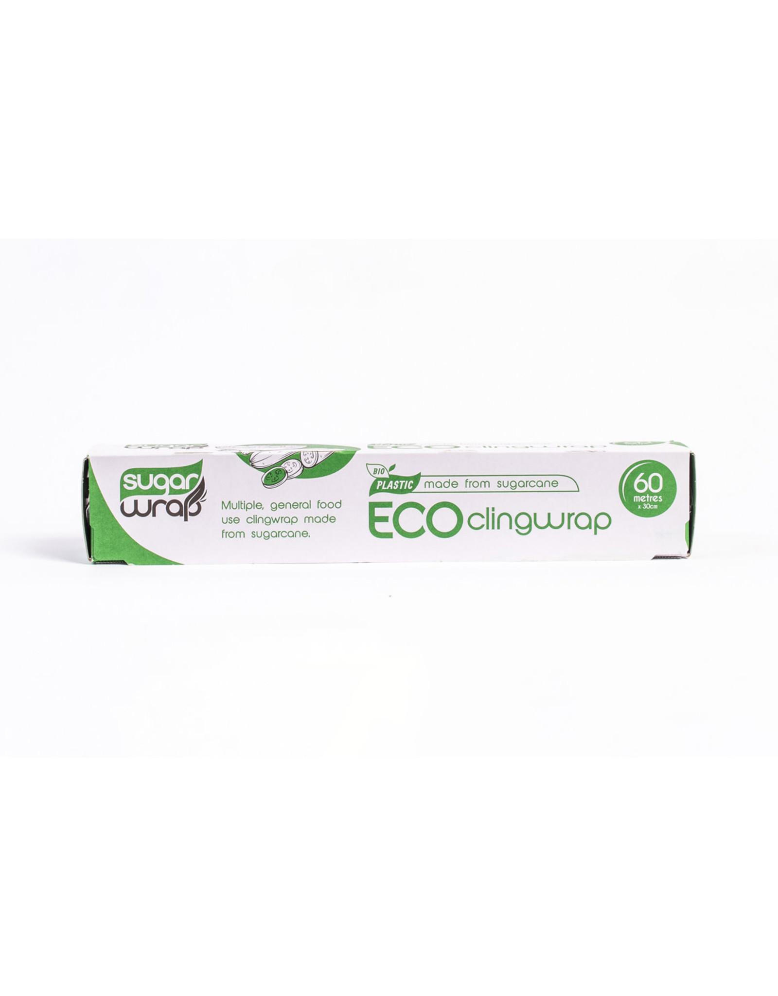 Sugarwrap Eco Clingwrap - 60m x 30cm