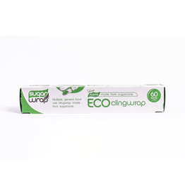 Sugarwrap Eco Clingwrap - 60m x 30cm