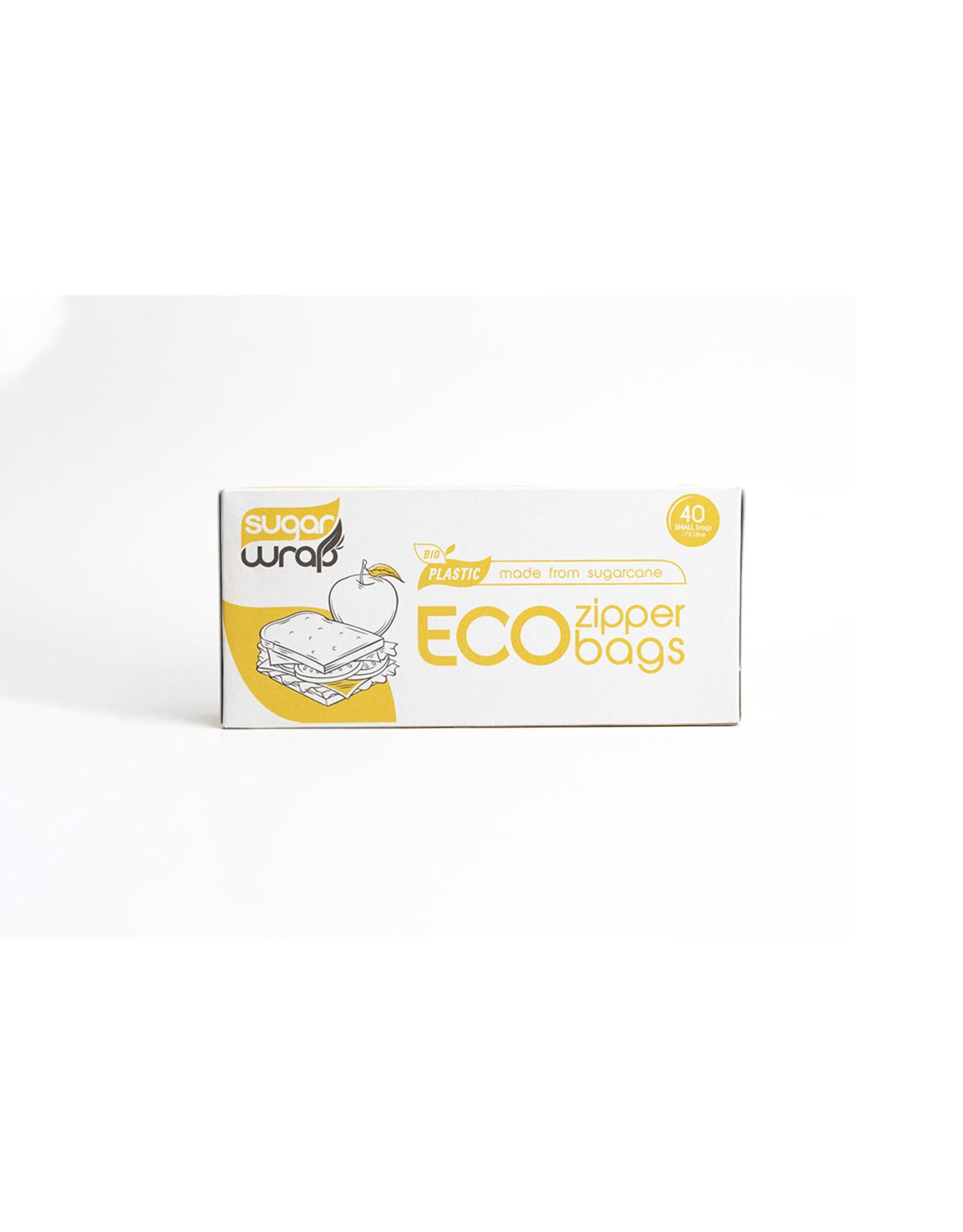 Sugarwrap Eco Zipper Bags