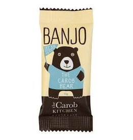 The Carob Kitchen Banjo Bear Vegan 15g