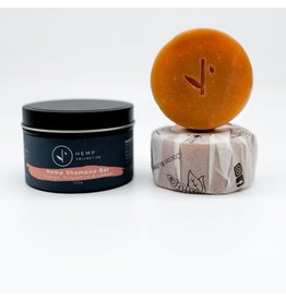 Hemp Collective Hemp Shampoo Bar – Orange, Grapefruit & Lemon