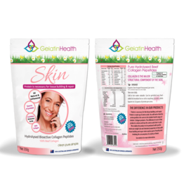 Gelatin Health Skin Collagen