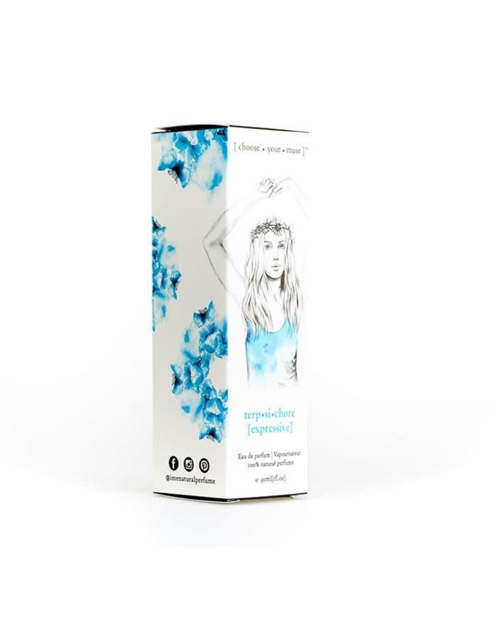 IME Natural Perfume - Terpsichore (Expressive) - 30ml