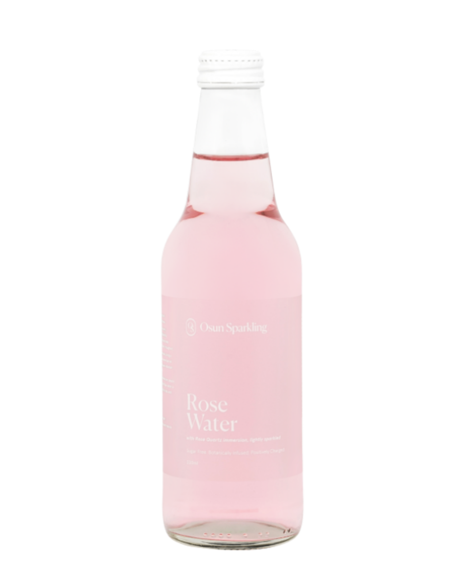 Osun Sparkling Rose Sparkling Water 330ml