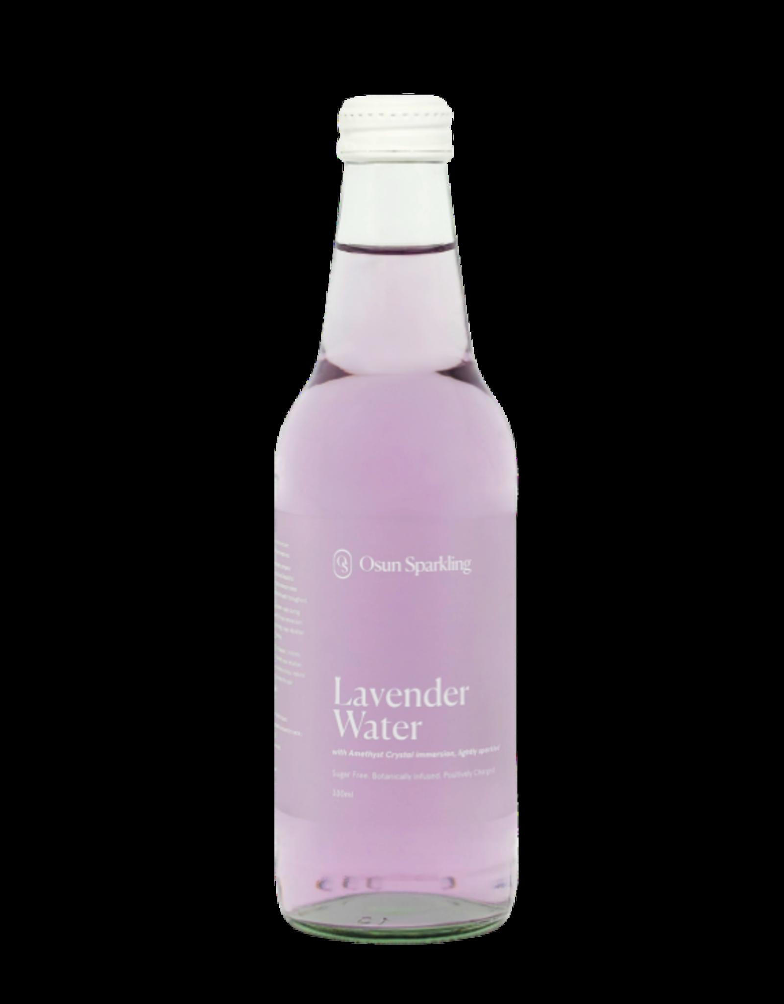 Osun Sparkling Lavender Sparkling Water 330ml