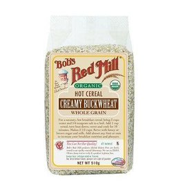Bob's Red Mill Creamy Buckwheat Cereal 510g - Organic