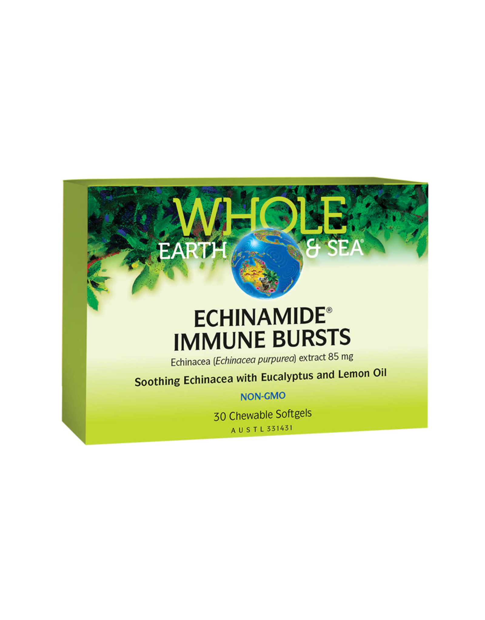Whole Earth & Sea Echinamide Immune Burst 30c