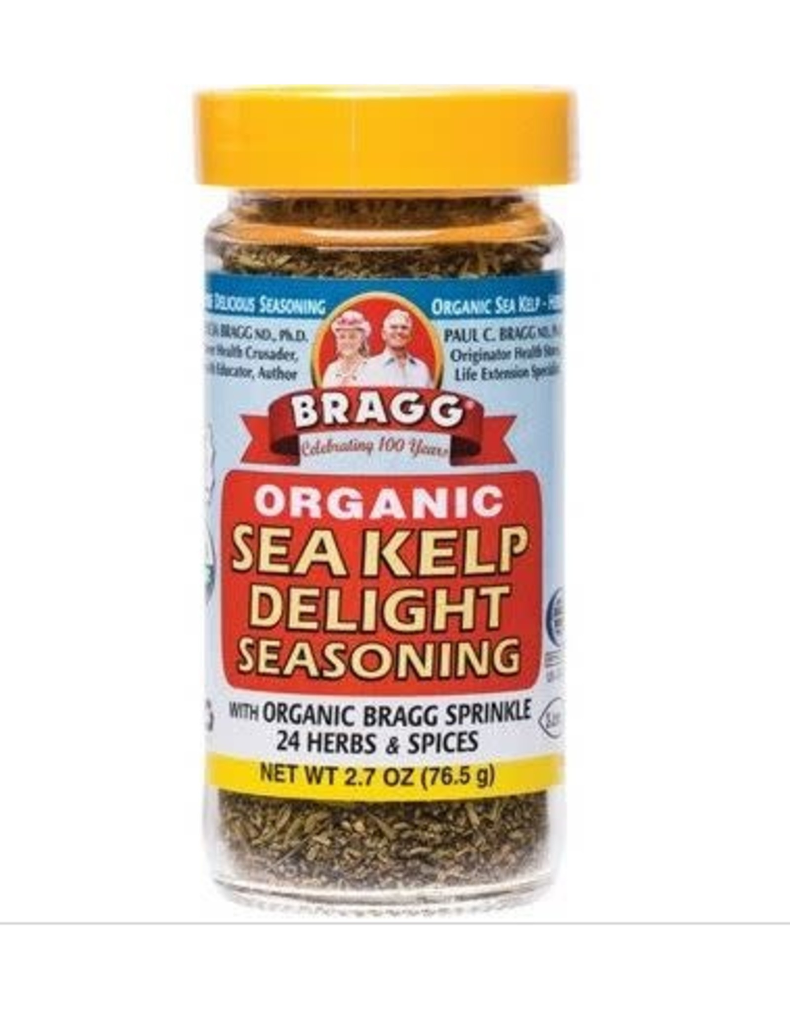 Bragg Seasoning Organic Sea Kelp Delight 42.5g