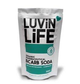 Luvin Life Bi-Carb Soda - Aluminum Free - 500g