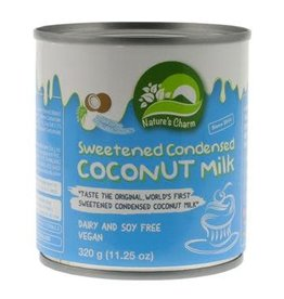Nature's Charm Condensed Milk - Vegan - 320g