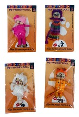 Silverstone Guatemalan Worry Doll Pet Single