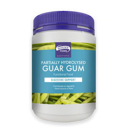 Wonder Foods Partially Hydrolysed Guar Gum 300g