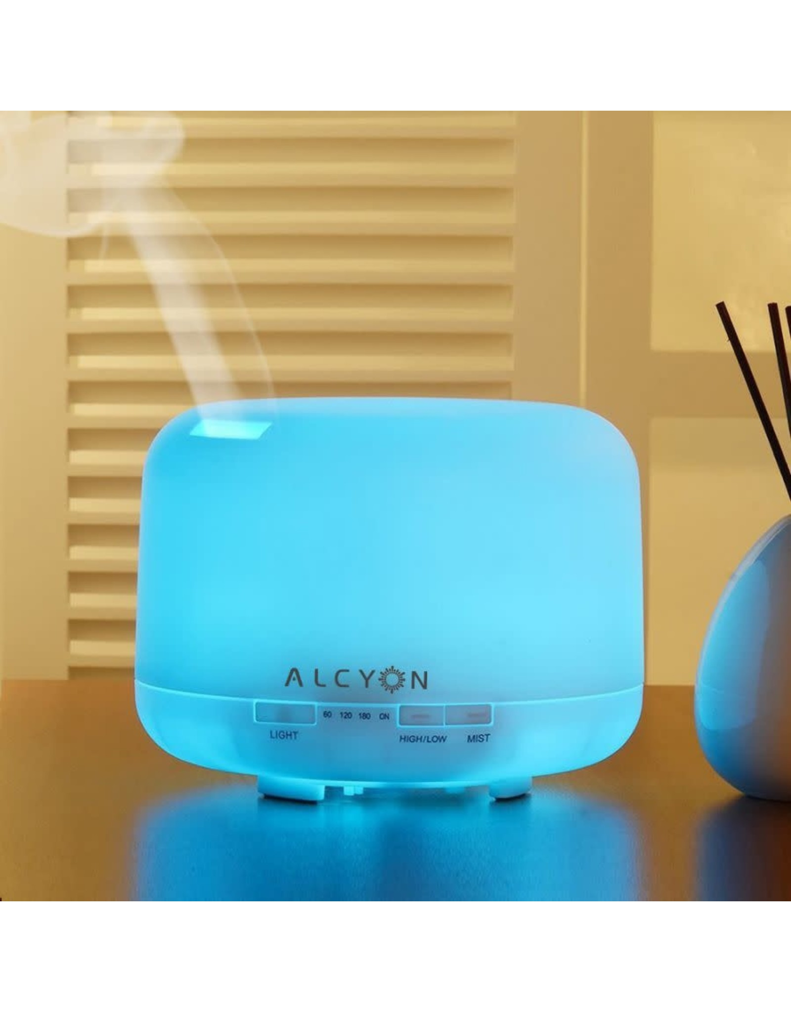 Taiko Ultrasonic Aromatherapy Diffuser