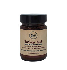 Raw Medicine Turkey Tail 50g