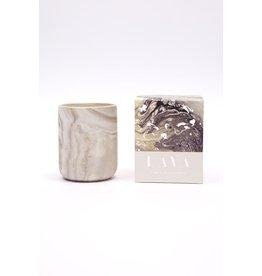 Lava - Vanilla Caramel Candle